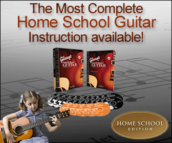homeschool guitar course
