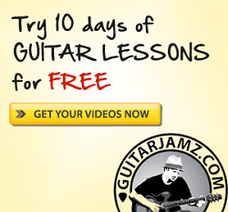 10 free guitar lessons