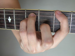 6th String 3 notes power chord