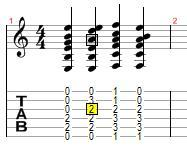 Changing Melody Lines Simultaneously