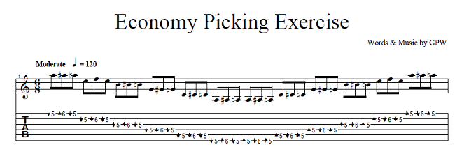 Economy Picking Exercise