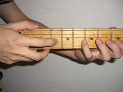 Guitar Tapping exercise 3