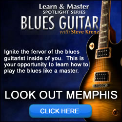 Learn And Master Blues GuitarShot