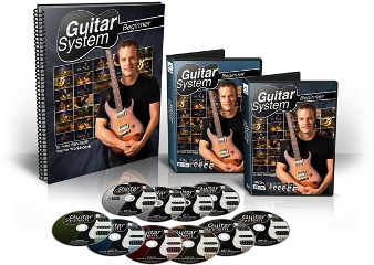 beginner guitar system overview 1