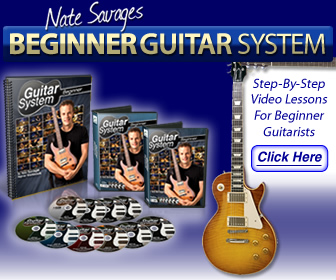 beginner guitar system overview discs