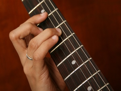 chords changing fingering