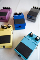 different pedals for guitar players