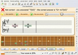 earmaster chord identification