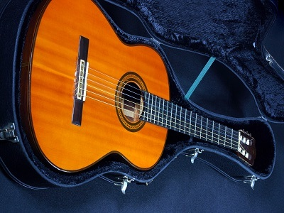 guitar with nylon strings