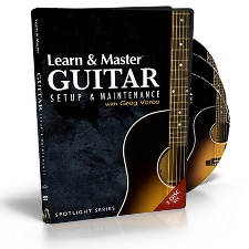 learn and master guitar setup and maintenance review